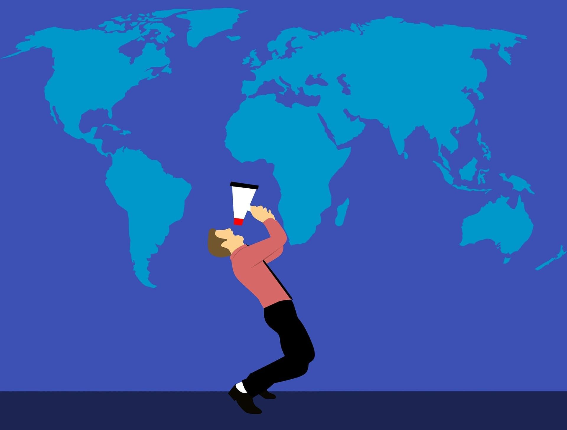 Site multilingue et référencement international