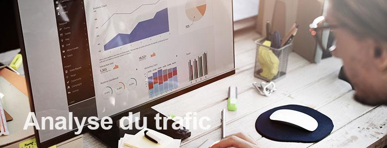 comment mesurer le trafic de son site