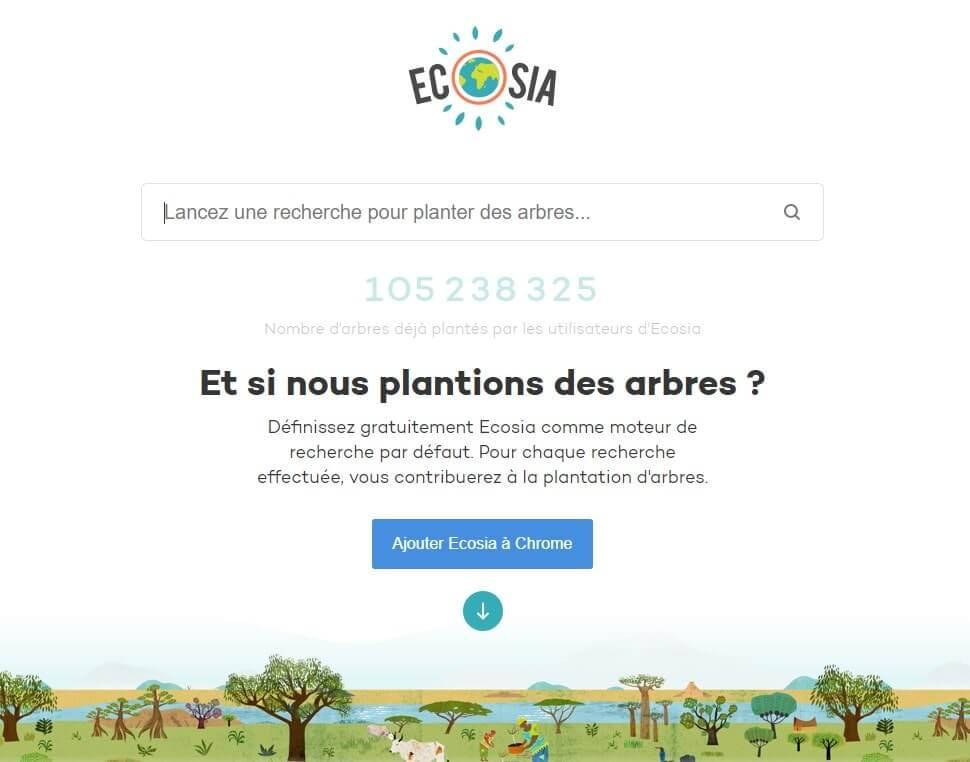 Ecosia Bing Ads